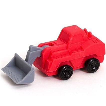 Iwako Mini Japanese Eraser Construction Bulldozer Truck