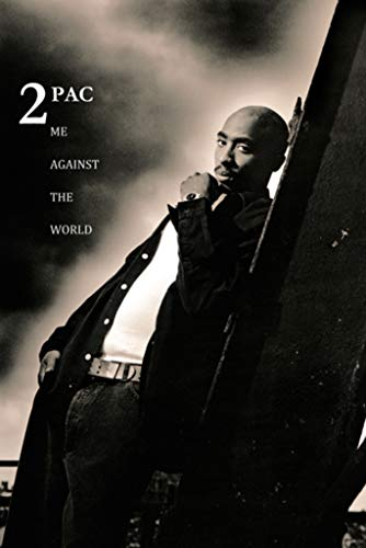 Pyramid America 2 Pac Me Against The World Hip Hop Rap Rapper Music Poster 24x36 Inch