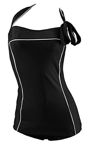 Aloha-Beachwear - Traje de una pieza - para mujer negro