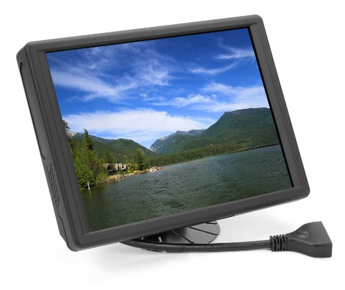 "Price comparison product image Inelmatic Industrial Grade 10.4"" TFT-LCD Sunlight Readable Touch Screen Monitor XF1000"