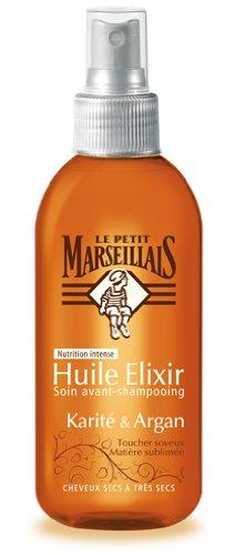 Le Petit Marseillais Zerstäuber Haaröl mit Shea und Argan 150 ml aus Frankreich