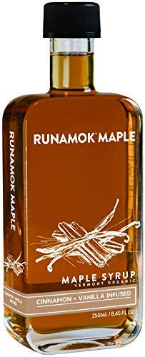Runamok Maple Cinnamon-Vanilla Infused