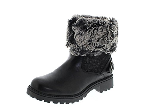 FB Fashion Boots WoMen Creek Denim Boot Wl172506 Classic Boot Black