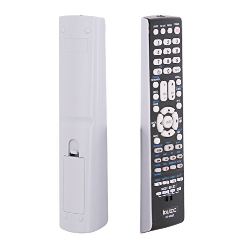 Loutoc CT-90302 Universal TV Replacement Remote Control for