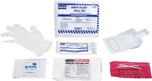 north-by-honeywell-127003-01-econo-kit-economical-kit-for-body-fluid-clean-up