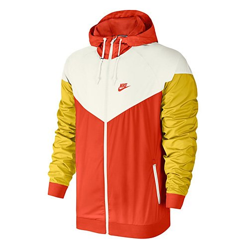 NIKE Daunenjacke Damen (891) in Orange