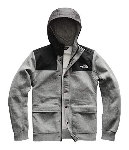 The North Face Men's Rivington Jacket II, TNF Medium Grey Heather, Size L
