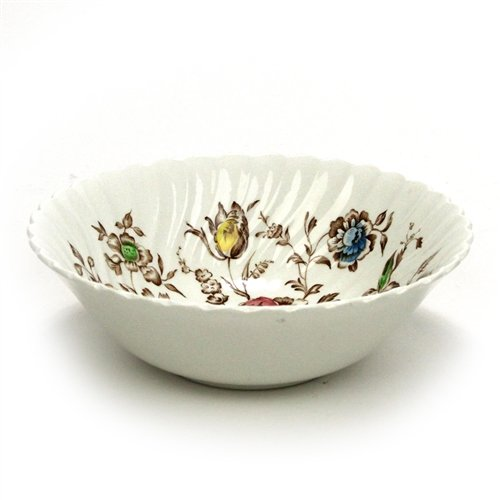 Staffordshire Bouquet by Johnson Bros., China Vegetable Bowl, ()
