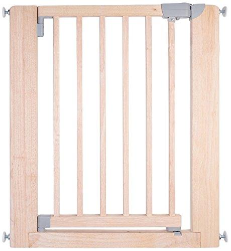 /97/cm, Safetots/ /Ovillo de madera presi/ón Fit Puerta de seguridad 74/ Natural 74//–/81/cm