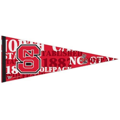 NCAA North Carolina State University Premium Pennant, 12