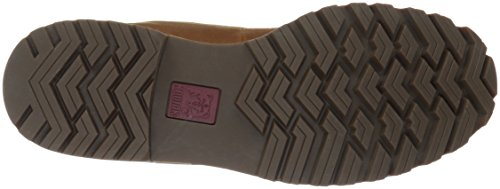 Kodiak Mens Heritage 8 Boot in Grey and Caramel, Caramel Grey, 10