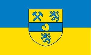 UB FahnenMax–Bandera alsdorf (NRW) 90cm x 150cm NUEVO.