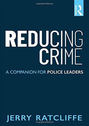 Top 1 reducing crime ratcliffe