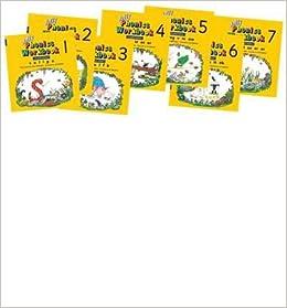 Jolly Phonics Workbooks 1-7 )] [Author: Sue Lloyd] [Jan-2008