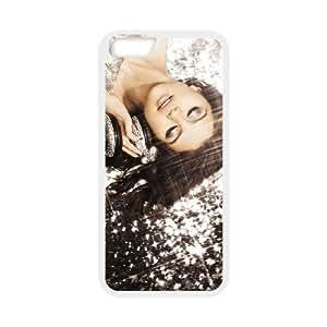 Selena Gomez PERSONAS CELE funda iPhone 6s 4,7 pufunda LGadas funda del teléfono celular de cubierta blanca, funda iPhone 6s 4.7 casos pufunda LGadas Funda blanco