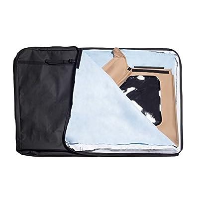 Bestop 4281535 Trektop Family Window Storage Bag for 2007-2020 Wrangler JK 2-door/4-door: Automotive