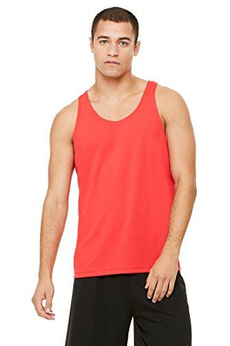 Zara Yoga Studio |LA| Sport Men's Mesh Tank (Medium /Sport - Court Northbrook