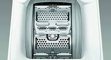 Zanussi ZWQ61235CI Lavadora de Libre Instalación, Carga Superior ...