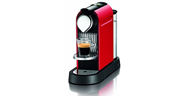 Amazon.com: Nespresso Citiz c110-us-re Espresso Coffee Maker ...