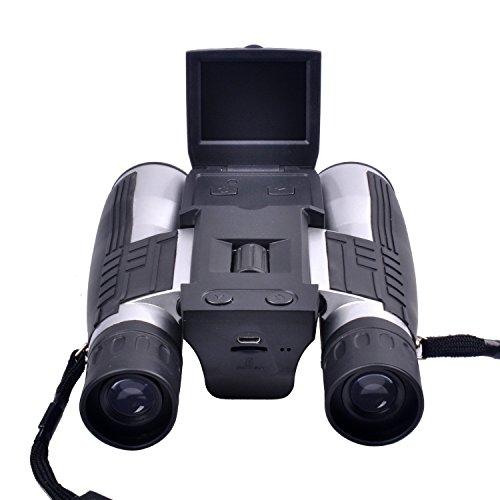 CamKing FS608 720P Digital Camera Binoculars Camera with 2' LCD Screen