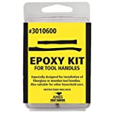 Jackson Professional Tools - Striking Handle Accessories Kit Epoxy Fgl Repair Hdlixl: 027-3010600 - kit epoxy fgl repair hdlixl [Set of 6]