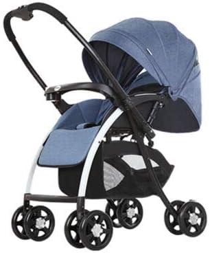 Opinión sobre Cochecito de bebé con sistema de viaje plegable, con una sola mano, plegable, para bebés desde el nacimiento hasta los 3 años