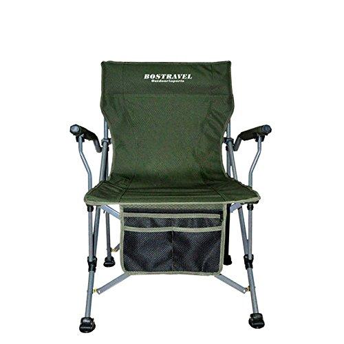 Jiaminmin XD-Strand Camping Portable Outdoor Sessel Sitz Klappstuhl