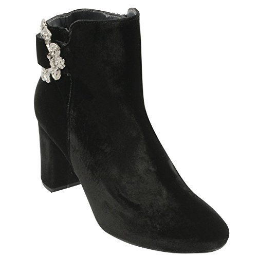 Women's Exclusif Black Paris Exclusif Paris Boots F1nqwUaSRx