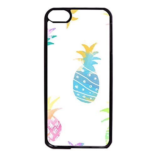 Ipod Touch 6th Generation Mysterious Captivating Design Classical Distinctive Pineapple Cover Case for Ipod Touch 6th Generation the Most Cute Pleasing Pineapple Series Phone Case