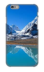 New Style Freshmilk Hard Case Cover For Iphone 6- Lake