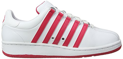 K-Swiss Classic Vn, Women's Trainers White (White/Pink)