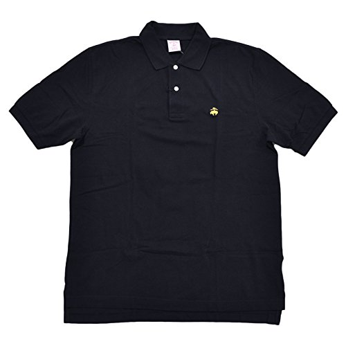 Brooks Brothers Golden Fleece Original Fit Performance Polo Shirt (L, Navy) ()