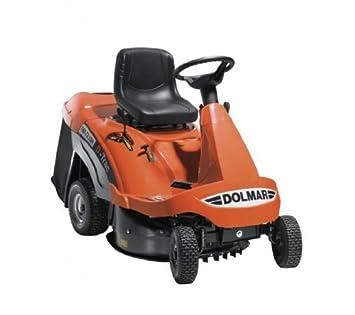 Dolmar 701706010 - Tractor cortacésped: Amazon.es: Bricolaje ...