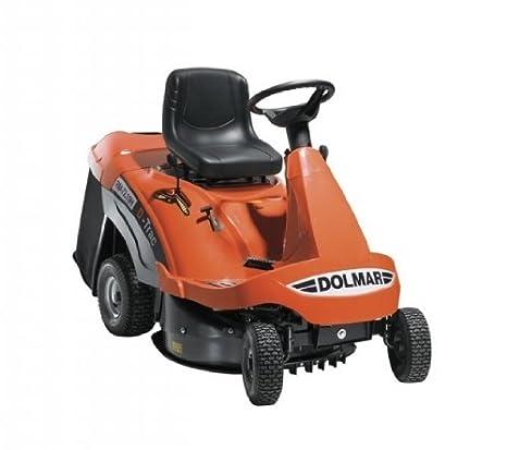 Dolmar 701706010 - Tractor cortacésped: Amazon.es: Bricolaje y ...