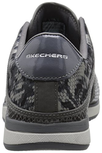 Fancy de Skechers de Moda Zapatilla Slate Slicker Deporte wqaqR