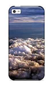 [atDvKxb6372jNcyU] - New Clouds Earth Sky Nature Clouds Protective Iphone 5c Classic Hardshell Case