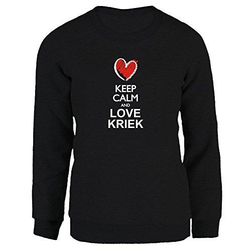 idakoos-keep-calm-and-love-kriek-chalk-style-drinks-women-sweatshirt