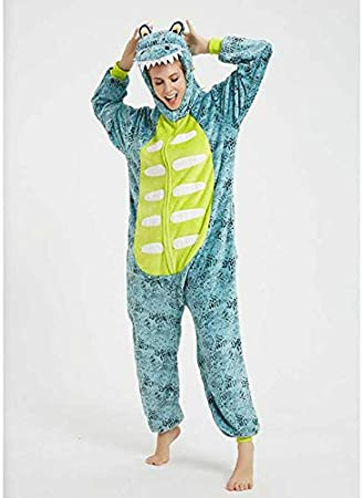 JIAWEIDAMAI Pijama De Dibujos Animados para Adultos Animal ...