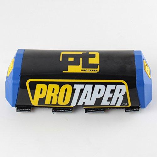Standard Crossbar Pad - ProTaper Standard 2.0 Square Bar Pad - Crossbar Pads (Black-Blue)