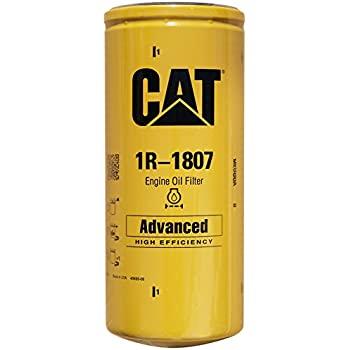 Amazon.Com: Caterpillar 1R-1808 Oil Filter: Automotive