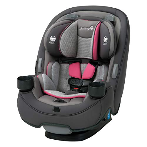 Find Discount Safety 1st Grow and Go 3-in-1 Car Seat, Everest Pink