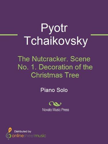 The Nutcracker. Scene No. 1. Decoration of the Christmas Tree ()