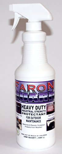 Faron Guard Heavy Duty Furniture Protectant 32 Ounce Spray Bottle - All Furniture