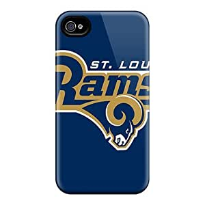 Awesome Case Cover/Iphone 6 Defender Case Cover(st. Louis Rams)