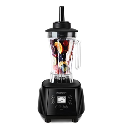 Cheap Commercial Blender 1800W 2 Liter Large Container GBB-MOOSHA High Performance Food Processor for Ice Vegetable Fruit