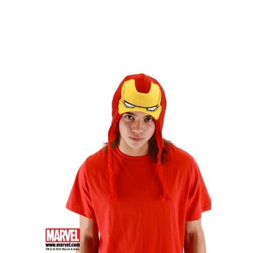 [Avengers Assemble Iron Man Laplander by elope] (Baby Girl Marvel Costumes)