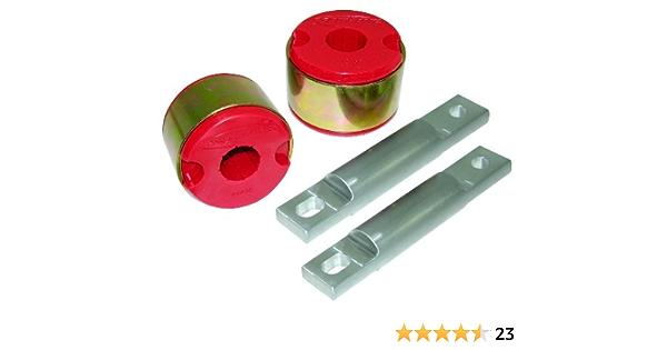 Prothane 6-1208 Red Round Type Track Arm Bushing Kit