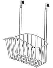 Spectrum 87224 Contempo Over The Cabinet, Medium Basket, Bronze