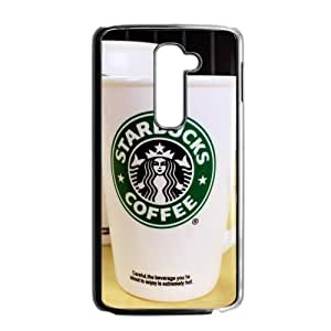 Fashion Starbucks Ice Coffee Plastic Hard Custom case cover for LG G2 by supermalls
