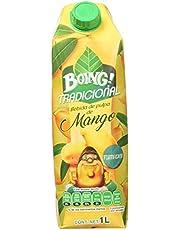 Boing Bebida de Pulpa con Sabor de Mango, 1 litro